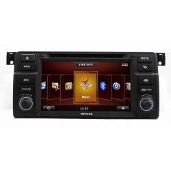 Necvox Dvn-p 1064 Hd Bmw E 46 Platinum 7 Inch Double Din Navigasyonlu Multimedya Cihazi