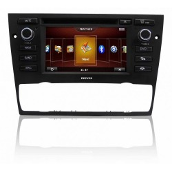 Necvox Dvn-p 1061 Hd Bmw E 90 Digital+manual Platinum 7 Inch Double Din Navigasyonlu Multimedya Cihazi