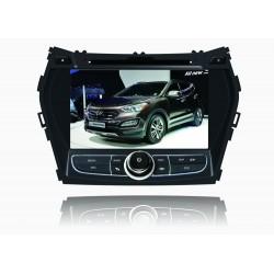 Necvox Dvn-p 1088 Hyundai Ix45-santa Fe New Platinum Navigasyonlu Multimedya