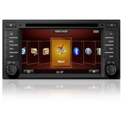 Necvox Dvn-p 1107 Nissan New Micra Note Juke Platinum Navigasyonlu Multimedya