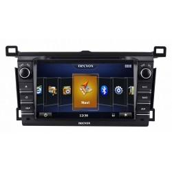 Necvox Dvn-p 1081 Toyota Rav4 New Platinum Navigasyonlu Multimedya