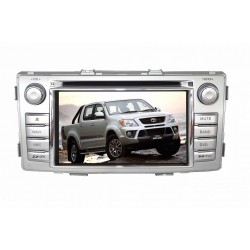 Necvox Dvn-p 1078 Toyota Hilux Platinum Navigasyonlu Multimedya