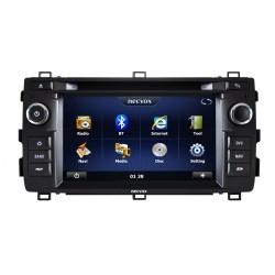 Necvox Dvn-p 1080 Toyota Auris New Platinum Navigasyonlu Multimedya