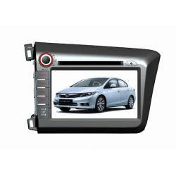 Naviin NVN 531 Android New Honda Civic Navigasyonlu Multimedya