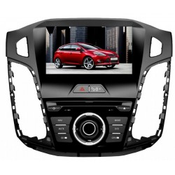 Naviin NVN 538 New Ford Focus Navigasyonlu Multimedya