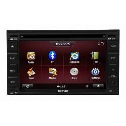 Necvox Dvn-p 1001 Üniversal Platinum Navigasyonlu Multimedya