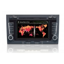 Audio System Multimedia Navigation AS 1405