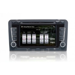 Audio System Multimedia Navigation AS 1404