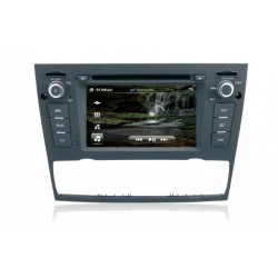 Audio System Multimedia Navigation AS 1409 Bmw 1 Seri 2004-2011