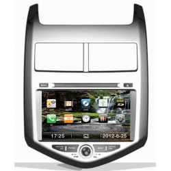 Audio System Multimedia Navigation AS 1430 Chevrolet Aveo