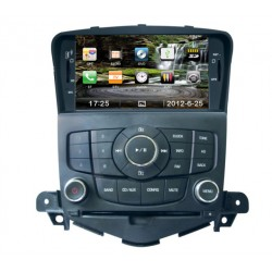 Audio System Multimedia Navigation AS 1431 Chevrolet Cruze 2008-2012