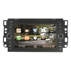Audio System Multimedia Navigation AS 1450 Chevrolet Captiva 2002-2011
