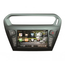 Audio System Multimedia Navigation AS 1475 Citroen Celysee