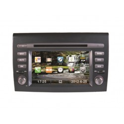 Audio System Multimedia Navigation AS 1461 Fiat Bravoo