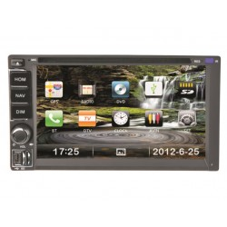 Audio System Multimedya Navigasyon AS 1417 Universal