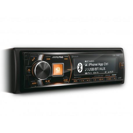 Alpine CDE-178BT - Bluetooth Özellikli CD Alıcısı