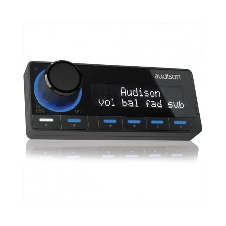 Audison DRC MP– Digital Remote Control Multimedia Play