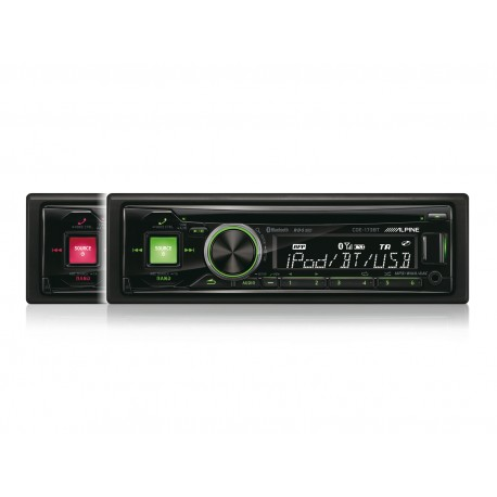 Alpine CDE-173BT - Bluetooth Özellikli CD Alıcısı