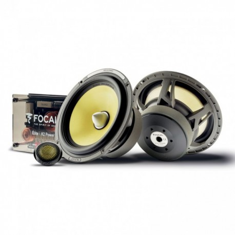 Focal ES 165 K2 2 Way Components