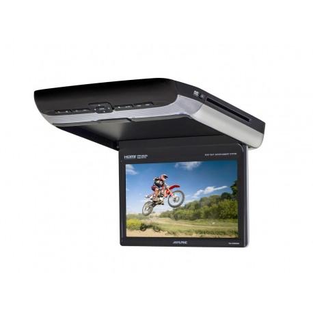 Alpine  PKG-RSE3HDMI 10.1 inç, DVD yürütücülü, HDMI girişli Tavan Monitörü