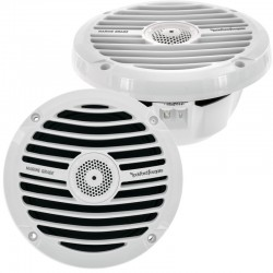 "Rockford Fosgate 6.5"" Marine Full Range Speakers RM0652B"