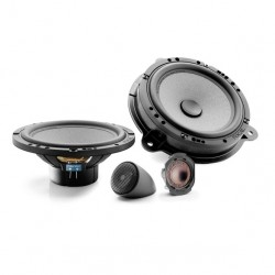 "Focal IS RNS 165 - Custom Fit 6.5"" 2 Way Component"