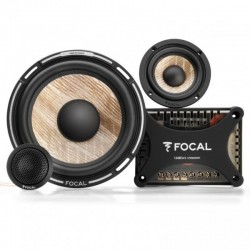 Focal Performance Hoparlör  PS 165 F 3 3-Way  Components