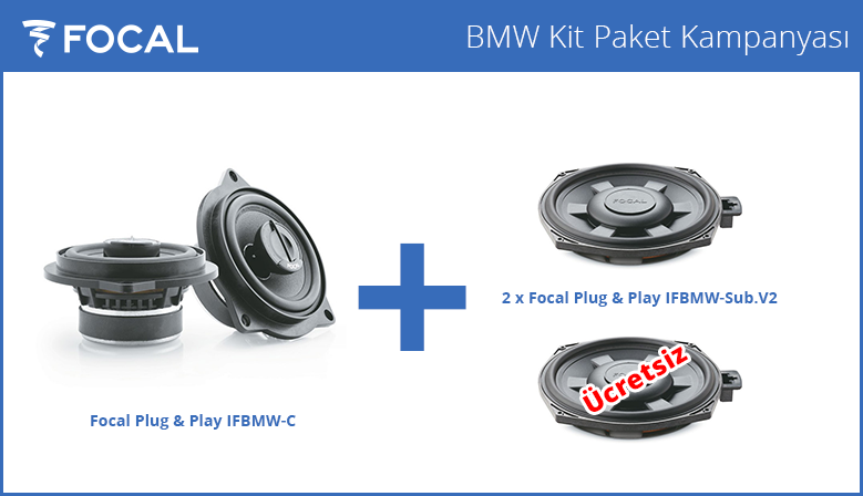 BMW Kit Paket Kampanyası